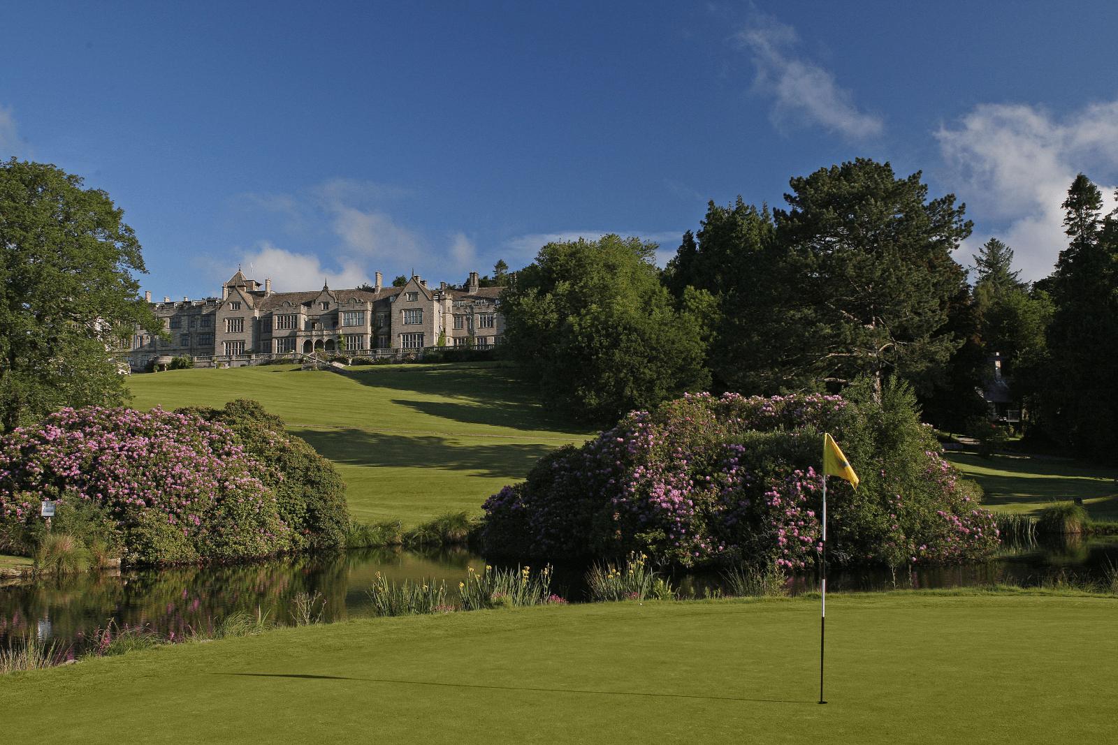 Bovey Castle – Golf2
