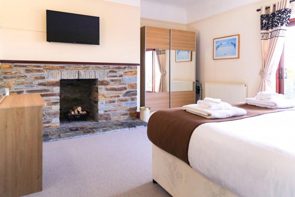 Bowood Park Room Fireplae