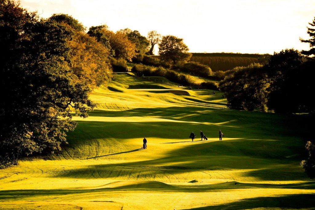Breadsall Priory Golf Club (Moorland)