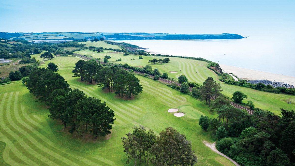 Carlyon Bay Golf 1
