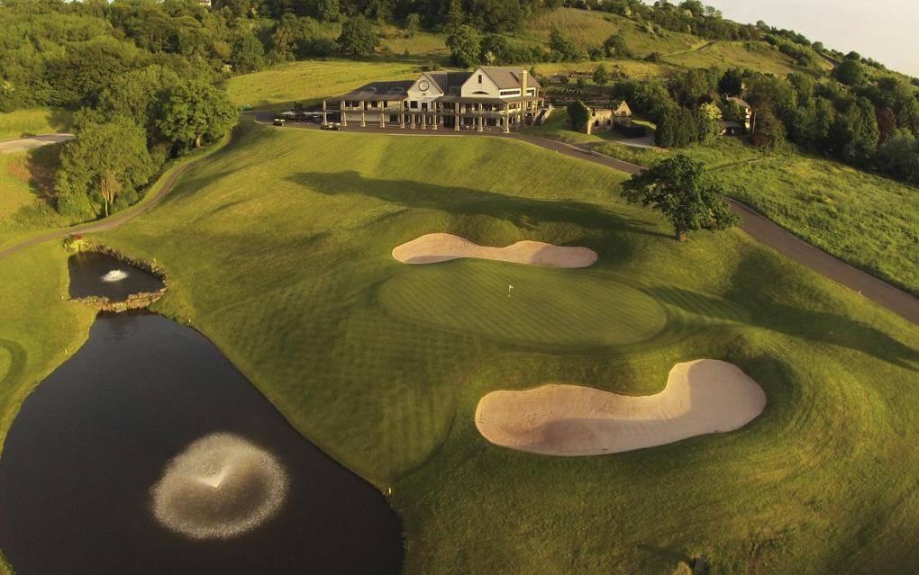 Celtic Manor Resort Golf Club (Twenty Ten)