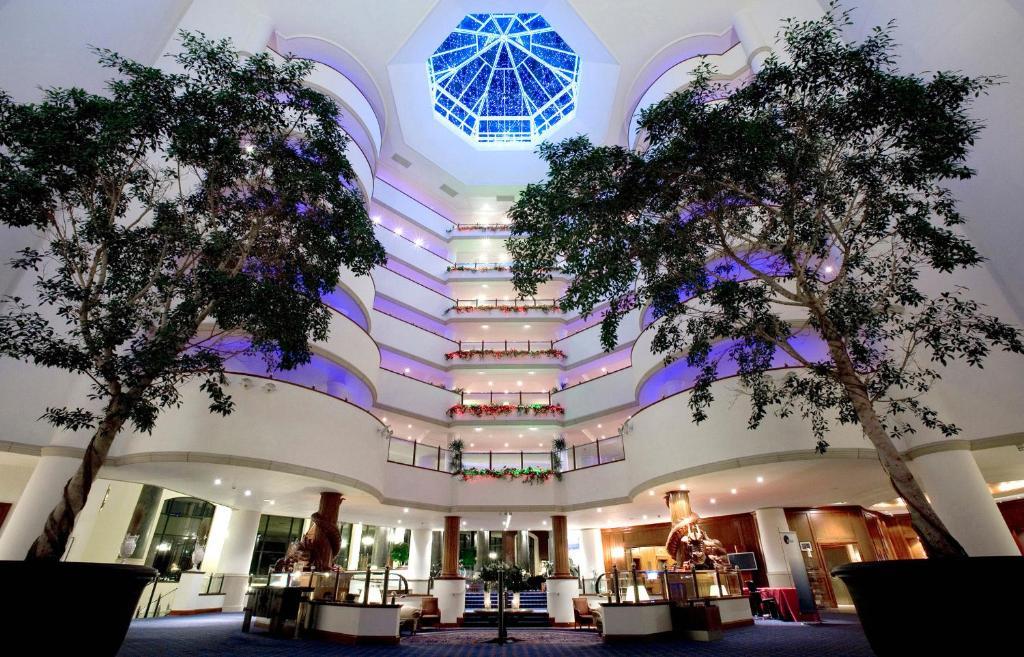 Celtic Manor Resort Lobby