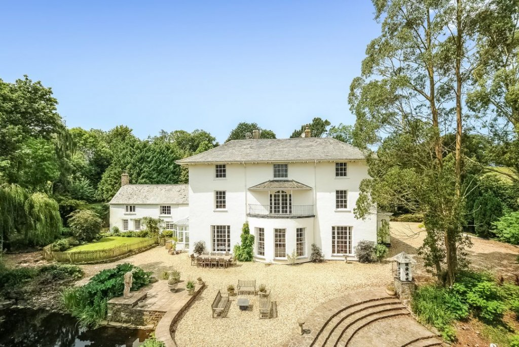 Corffe House & Cottages (Tawstock)