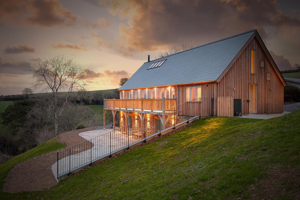 Gitcombe House & Cottages (Totnes)