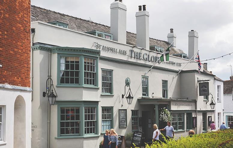 The Globe Inn (Topsham)