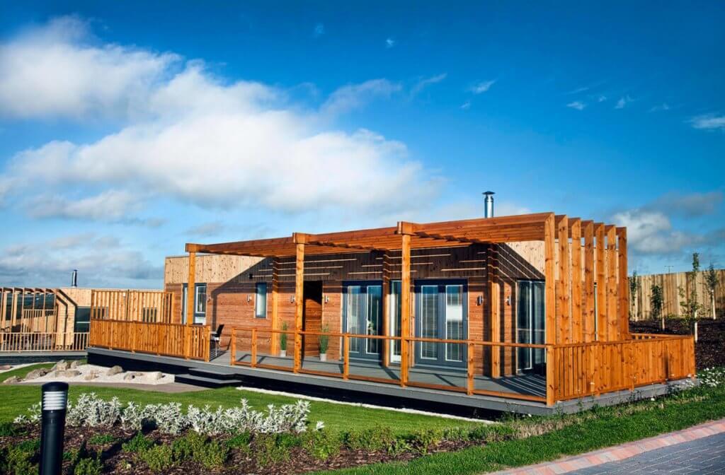 Gwel an Mor Luxury Lodges (Redruth)