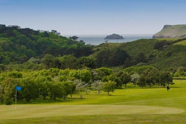 Point at Polzeath Golf Club