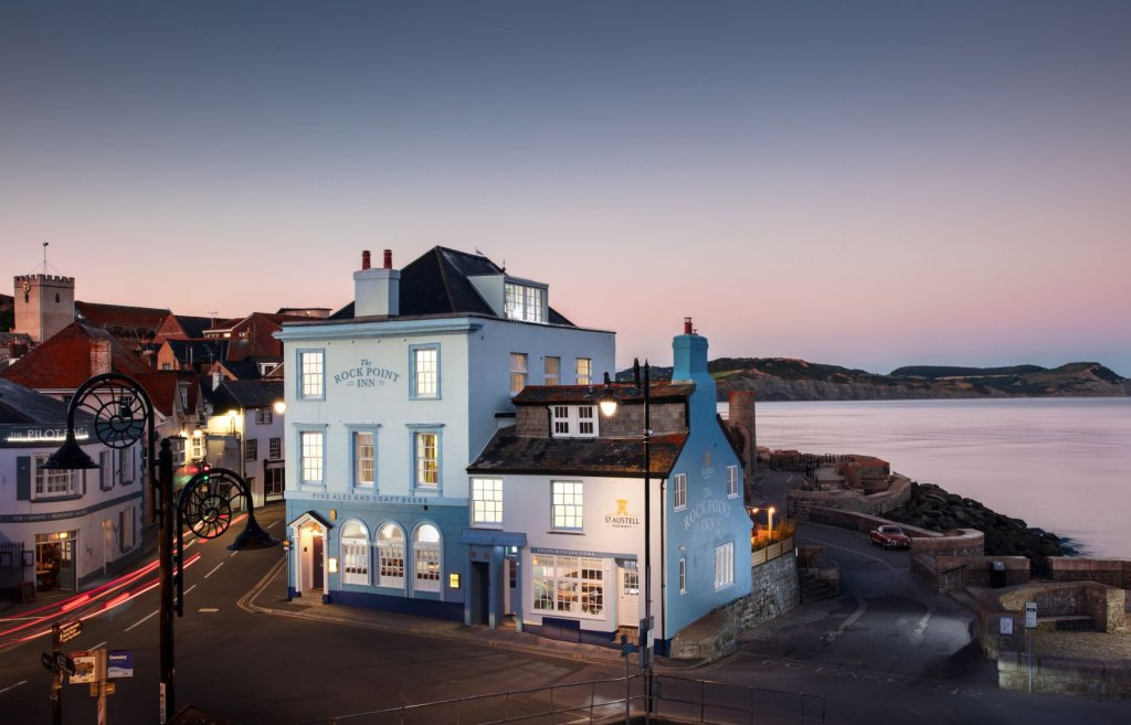 The Rock Point Inn (Lyme Regis)