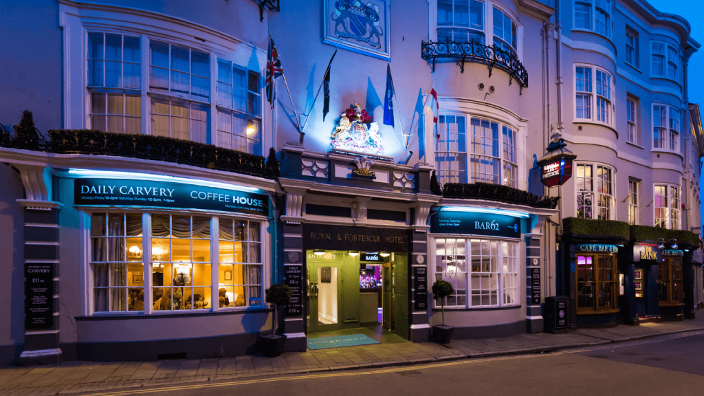 The Royal and Fortescue Hotel (Barnstaple)