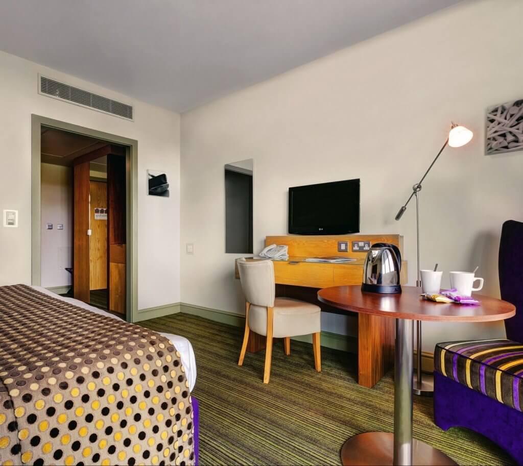 St Mellion Destination Resort room