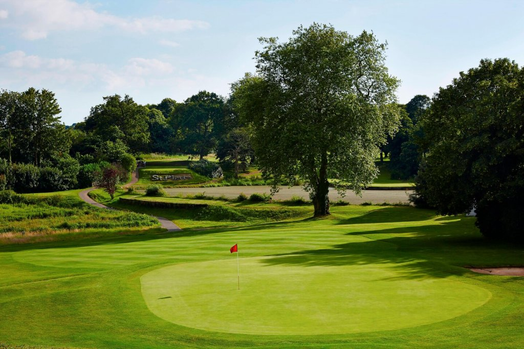 St Pierre Golf Club (Old Course)