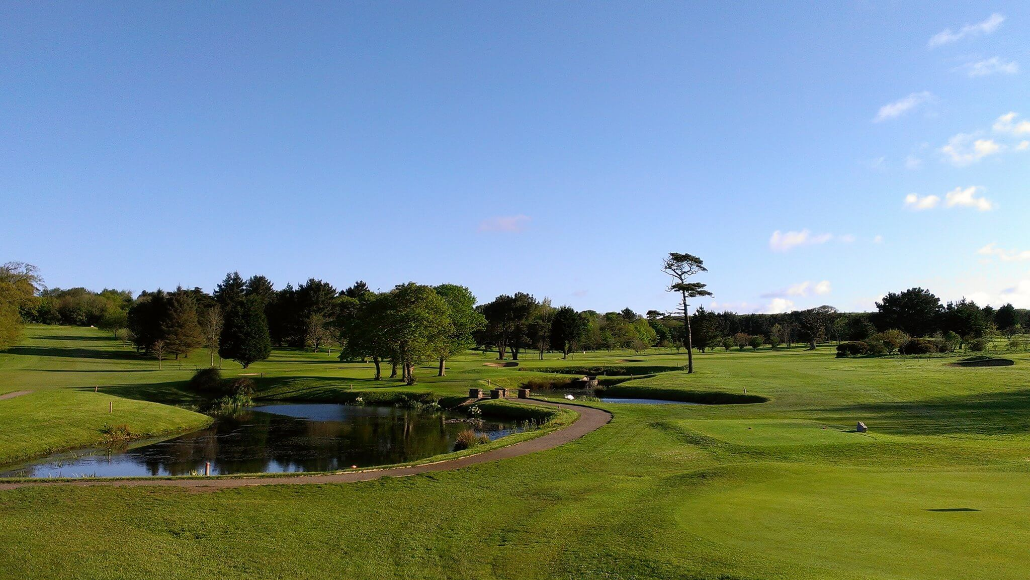 Tehidy Park Course 1