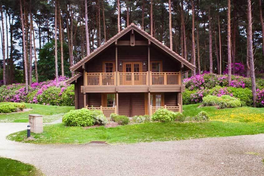 The Dorset Lodge