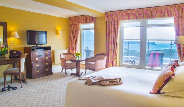 Thurlestone hotel accessible room