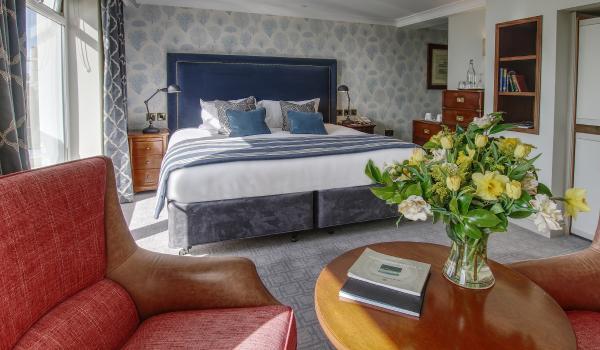 Thurlestone hotel deluxe room