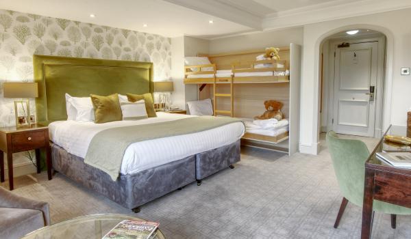 Thurlestone hotel family room