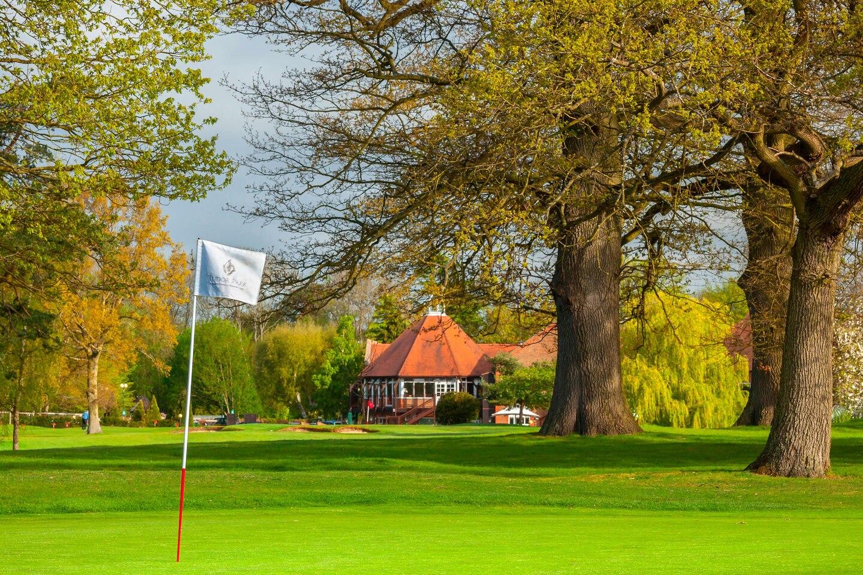 Tudor Park Course 3