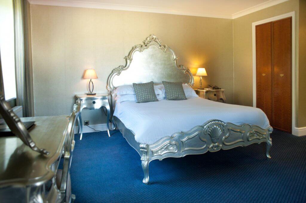 Woodbury Park Castle Suite