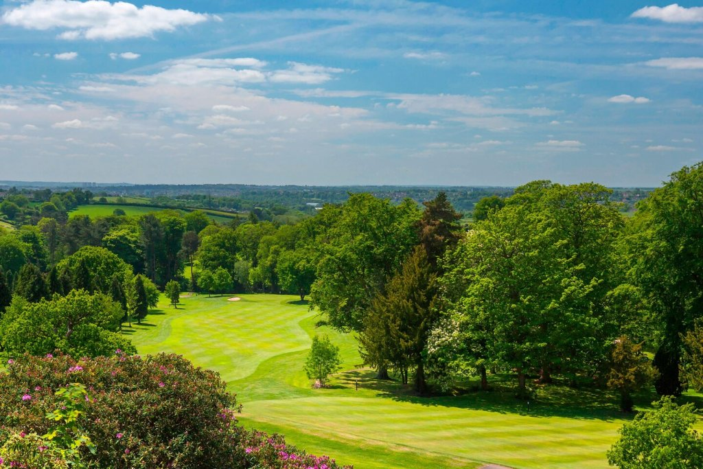 Breadsall Priory Golf Club (Priory)