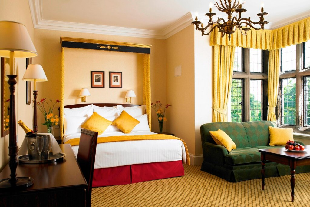 Breadsall Priory Hotel Suite Guest