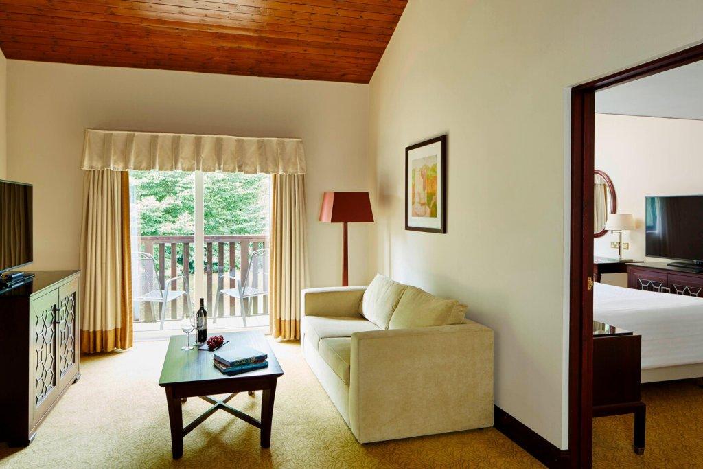 St Pierre one bed junior suite