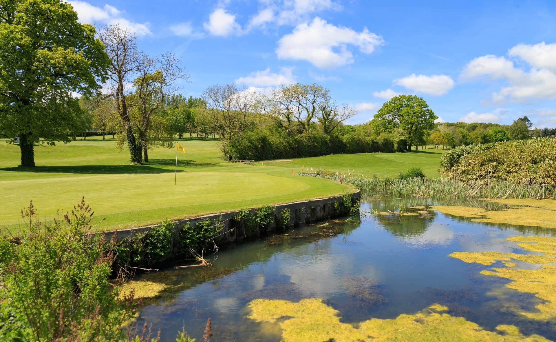 Dainton Park Golf Club 8